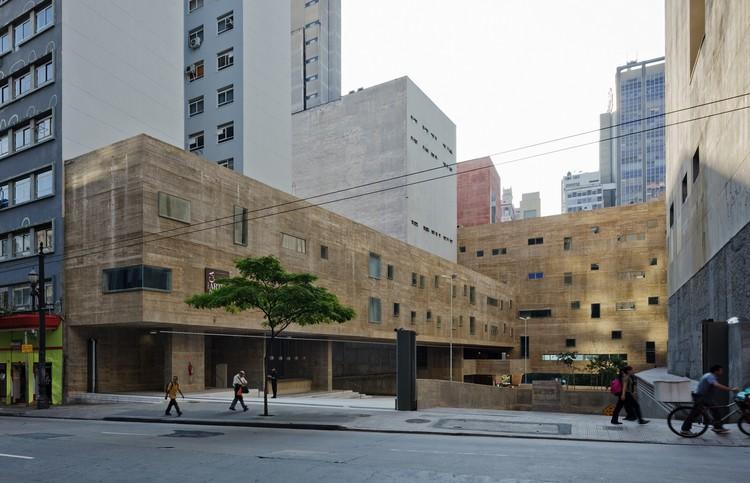Grandes projetos arquitetônicos: Praça das Artes