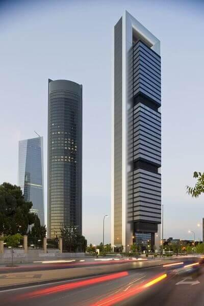 Norman Foster: Torre Caja Madrid