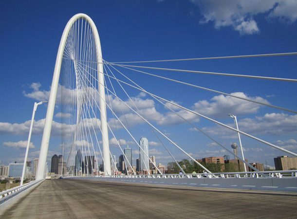 Melhores arquitetos do mundo: Ponte Margaret Hunt Hill