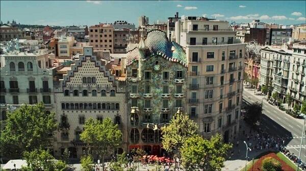 Antoni Gaudí: Casa Batlló