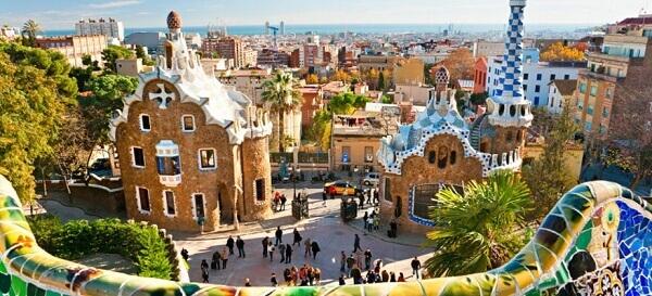 Antoni Gaudí: Parque Guell