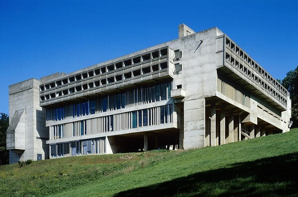 Le Corbusier: Dominican Monastery