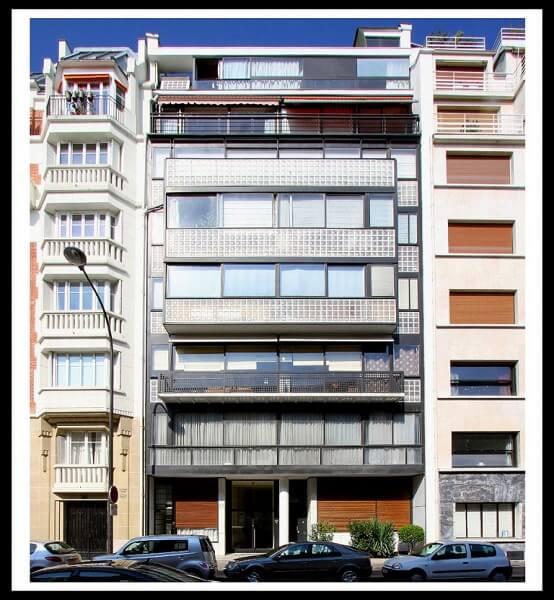 Le Corbusier: Immeuble Molitor