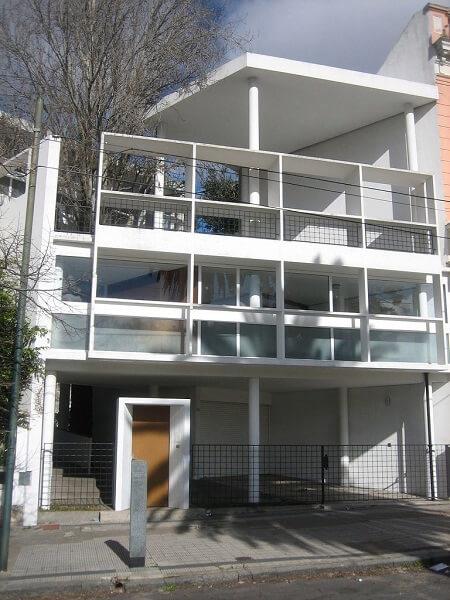 Le Corbusier: Maison Curutchet