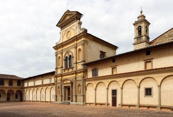 Le Corbusier: Mosteiro de Galluzzo