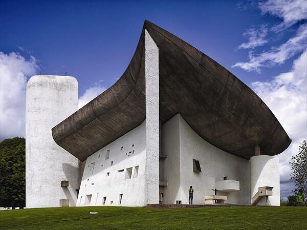 Le Corbusier: Notre Dame du Haut