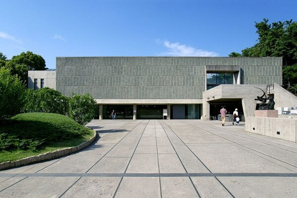 Le Corbusier: The National Museum of Western Art