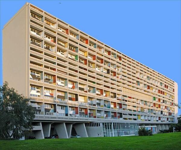 Le Corbusier: Unite d'Habitation