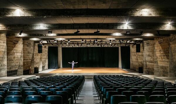MASP: auditório