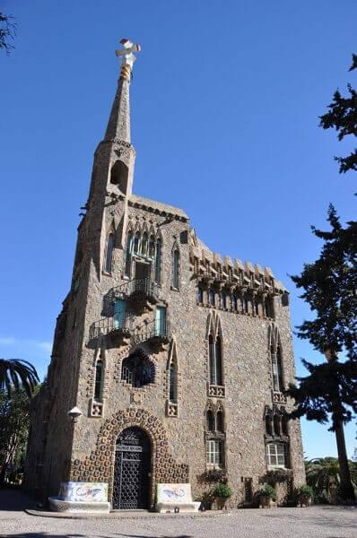 Antoni Gaudí: Bellesguard
