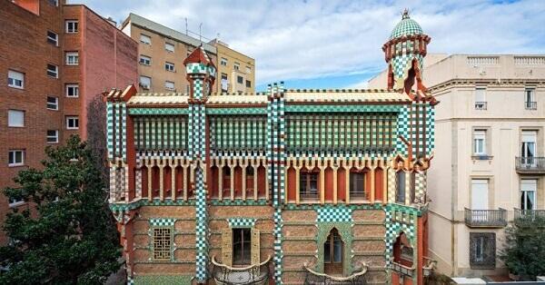 Antoni Gaudí: Casa Vicens