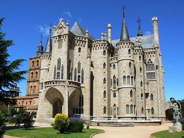 Antoni Gaudí: Palácio Episcopal de Astorga