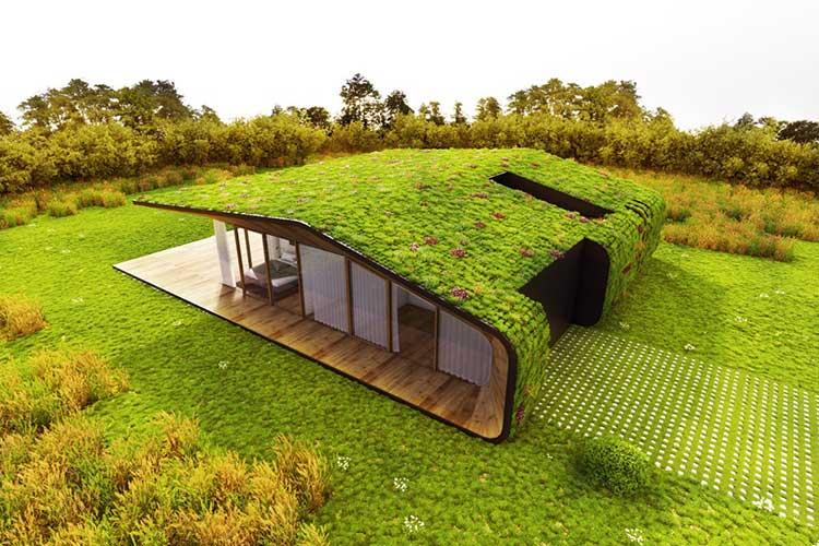 7 dicas incr veis para promover a arquitetura sustent vel - Maison pasture par imbue design ...