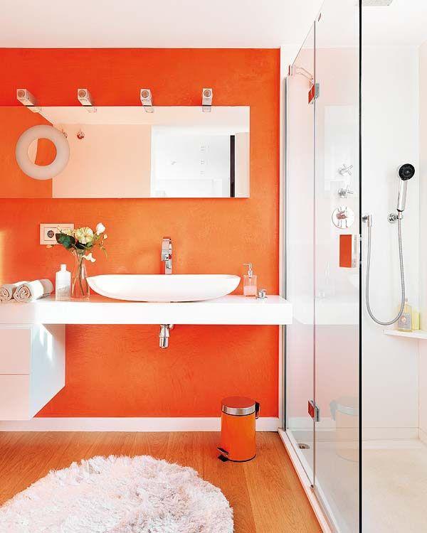 cores-na-arquitetura-banheiro-laranja