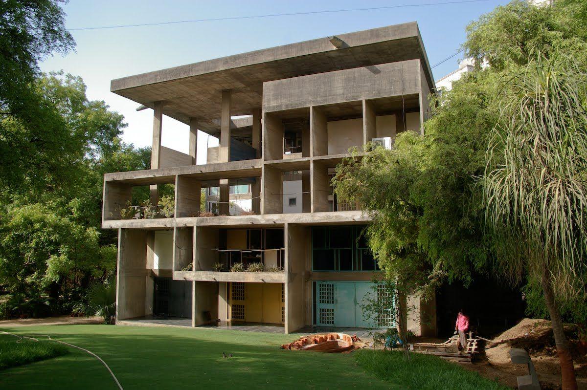 Melhores arquitetos do mundo: Villa Shodhan