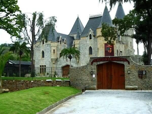Lúcio Costa: Castelo de Itaipava