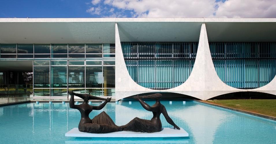 Melhores arquitetos do mundo: Palácio da Alvorada