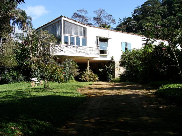 Lúcio Costa: Casa Barão de Saavedra