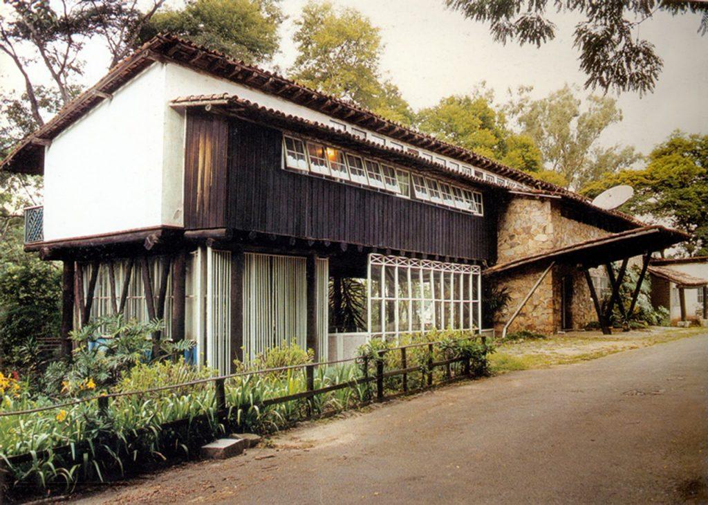 Lúcio Costa: Park Hotel São Clemente