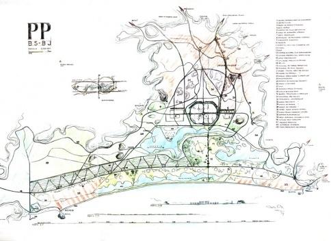 Lúcio Costa: plano piloto Barra da Tijuca