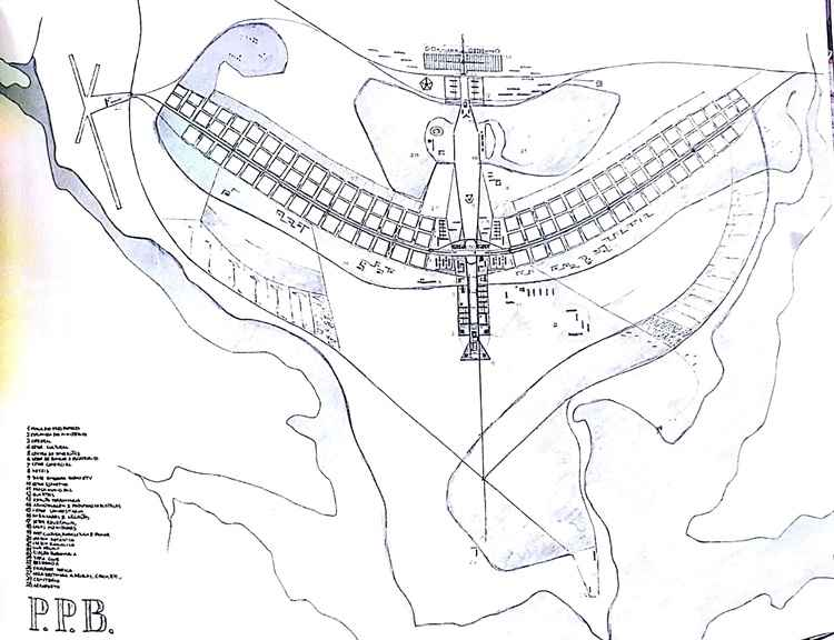 Lúcio Costa: Plano Piloto de Brasília