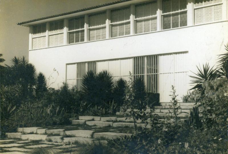 Lúcio Costa: Residência Hungria Machado