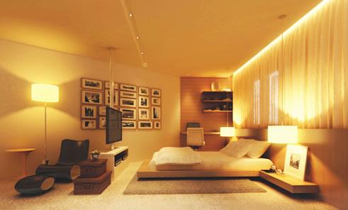 iluminacção-quente-luz-fria-dormitorio