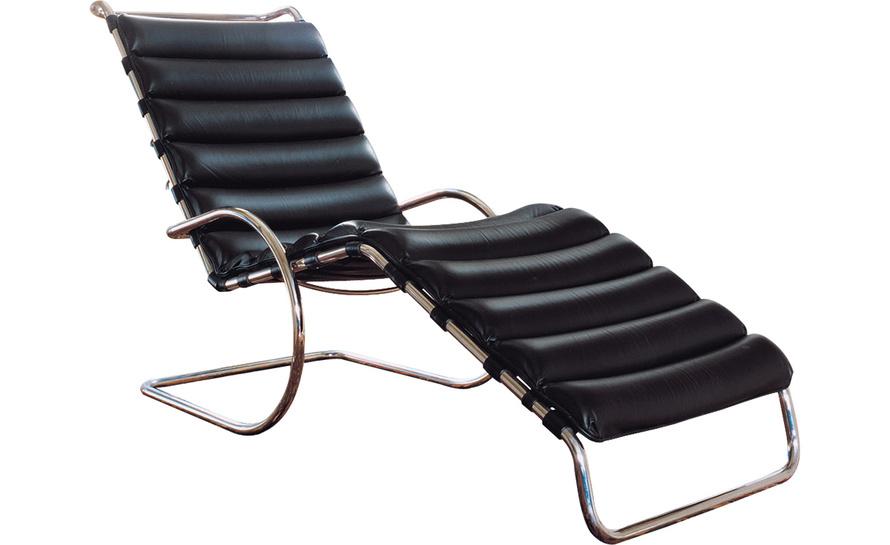 moveis-de-mies-van-der-rohe-chaise-longs