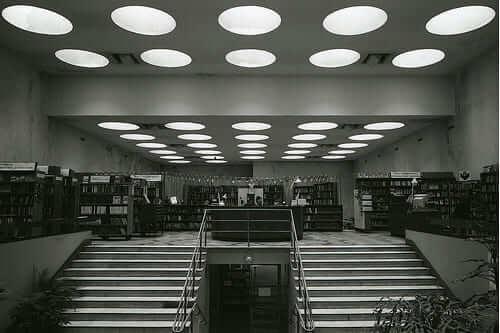 Alvar Aalto: Biblioteca Viipuri