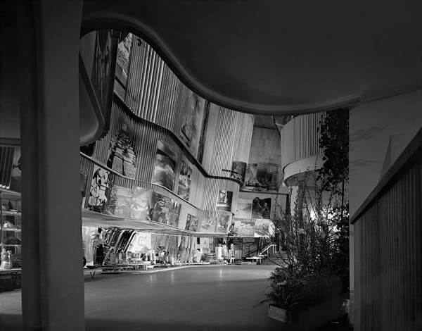 Alvar Aalto: Pavilhão Finlandês em Nova Iorque