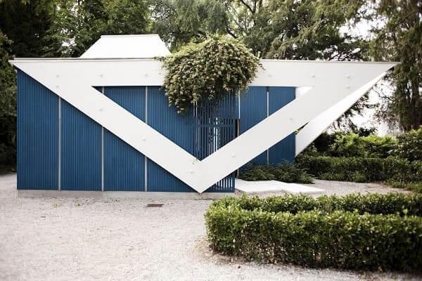 Alvar Aalto: Pavilhão Finlandês em Veneza