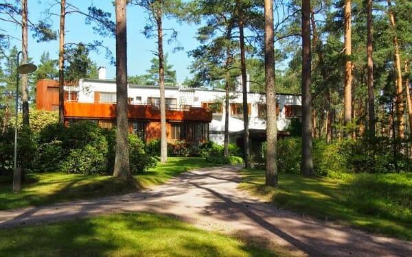 Alvar Aalto: Villa Mairea - Floresta