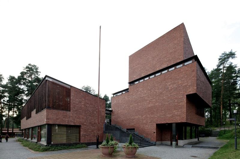 Alvar Aalto: Prefeitura de Saynatsalo