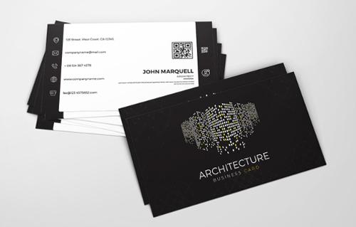 cartao-de-visita-para-arquiteto-qr-code