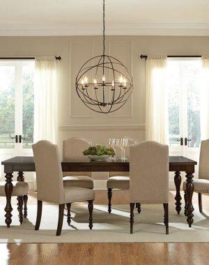 como-iluminar-sala-de-jantar