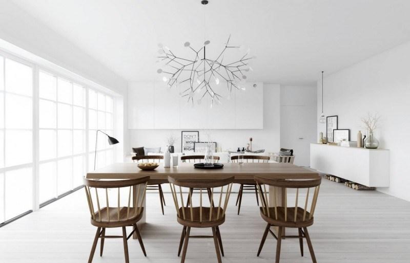 como-iluminar-sala-de-jantar-aluminio