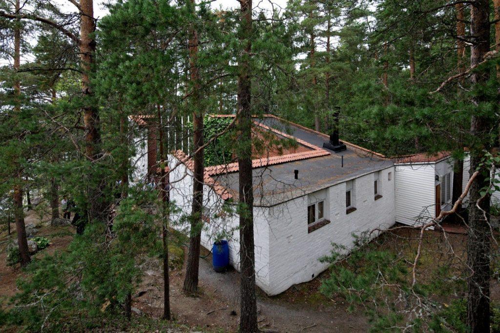 obras de alvar aalto: casa experimental muuratsalo