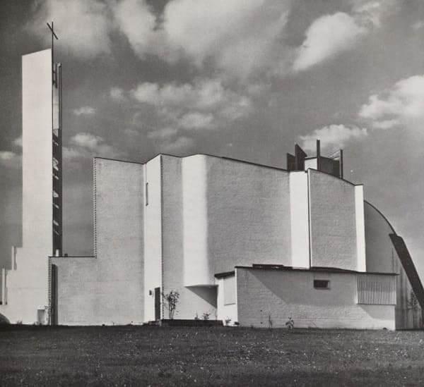 Obras de Alvar Aalto: Heilig Geist Kirche