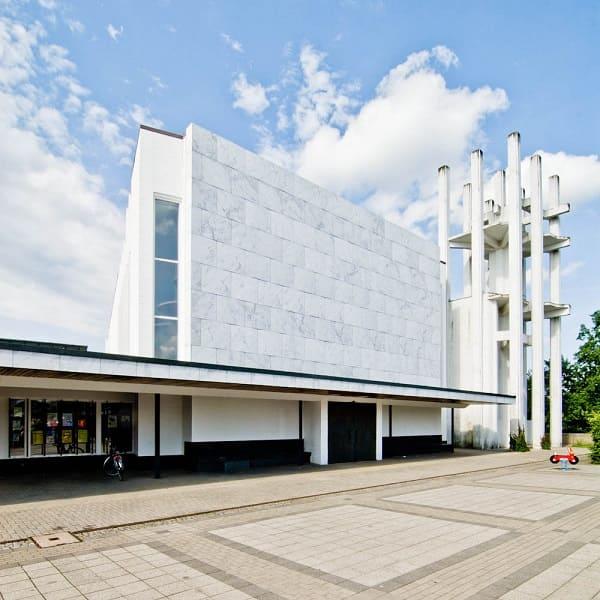 Obras de Alvar Aalto: Stephanuskirche