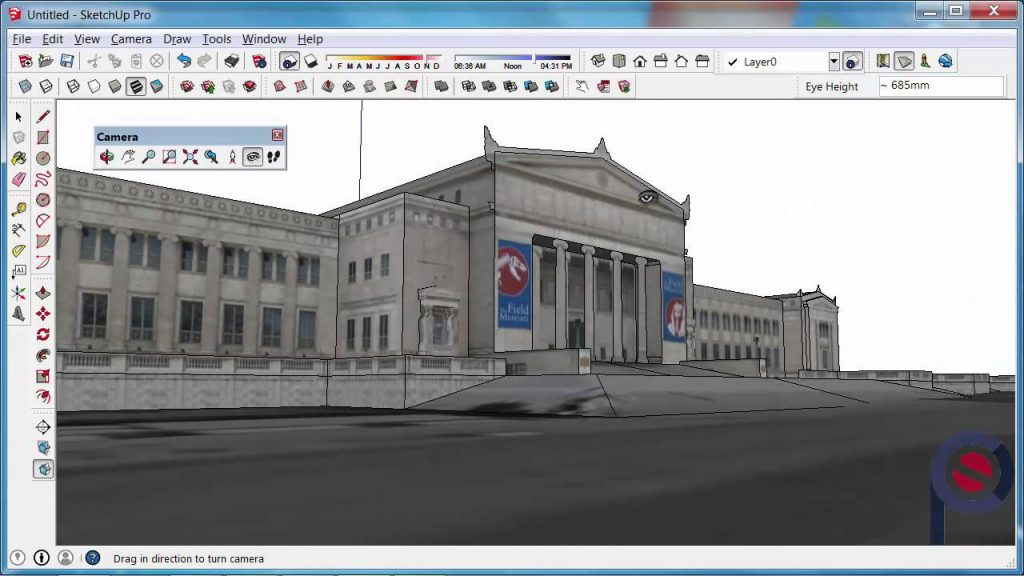 plugins-para-sketchup-camera-tools