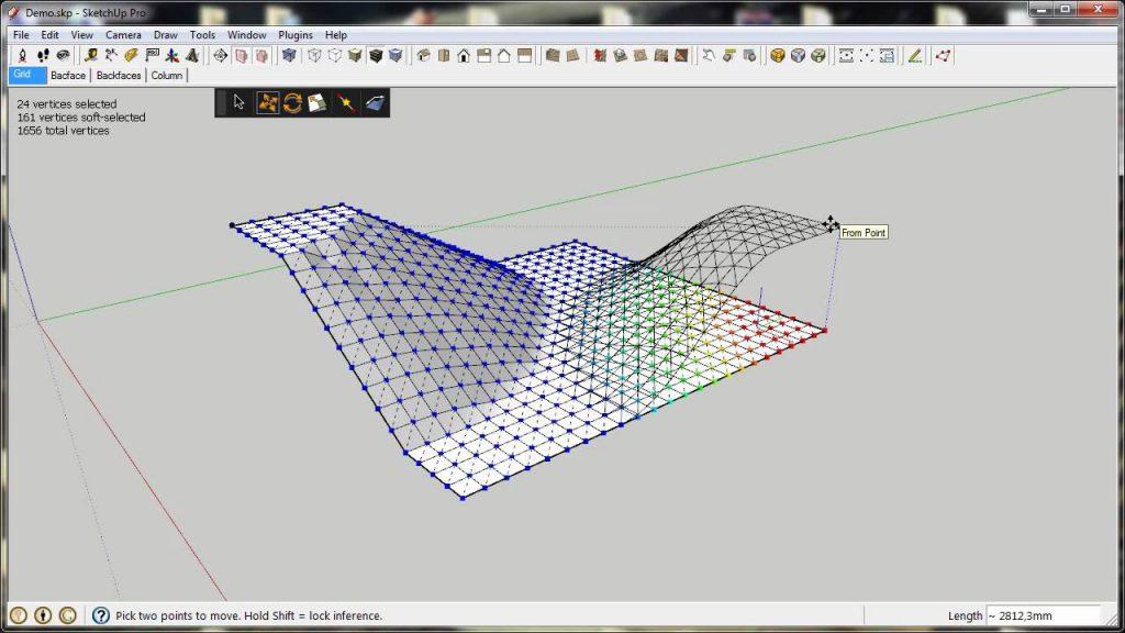 plugins-para-sketchup-vertex-tools