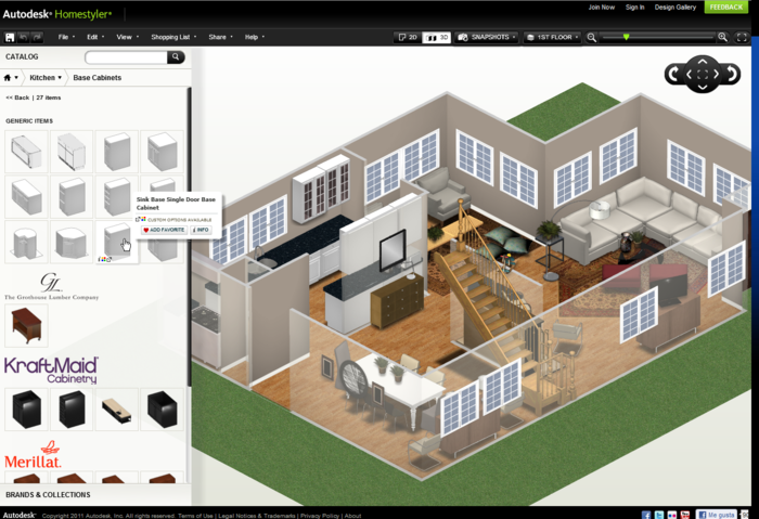 Programas de arquitetura online 6 op es totalmente for Online house map maker
