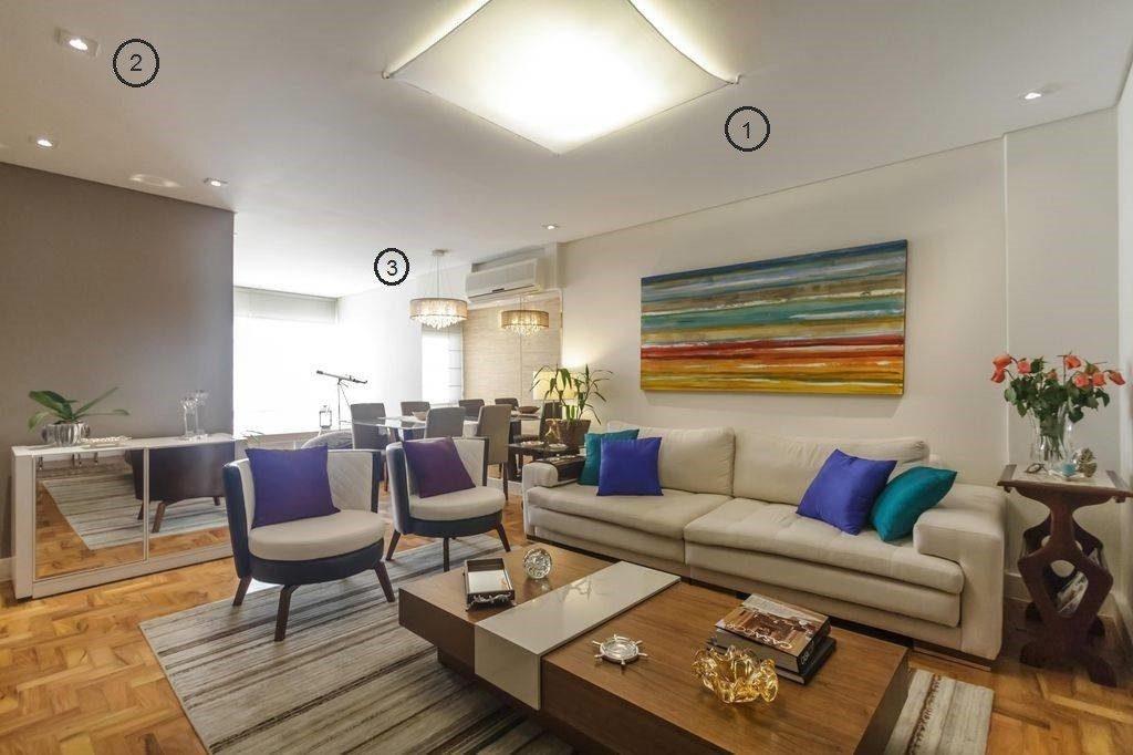projeto-de-iluminacao-de-sala-de-estar-sala-branca-com-plafon