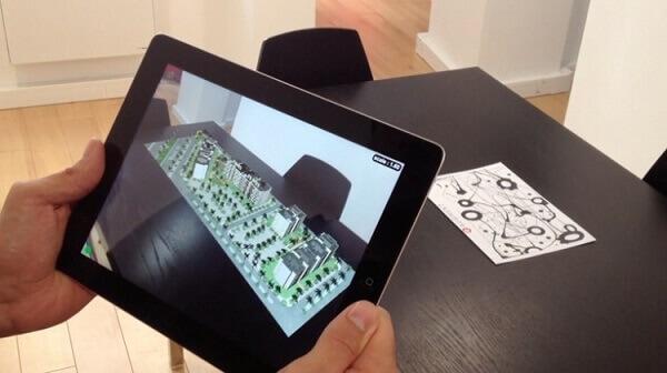 Realidade Virtual na arquitetura: Augment