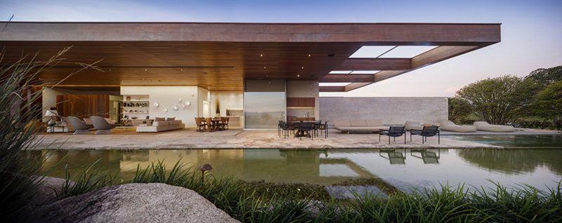 Arthur Casas: Casa MS