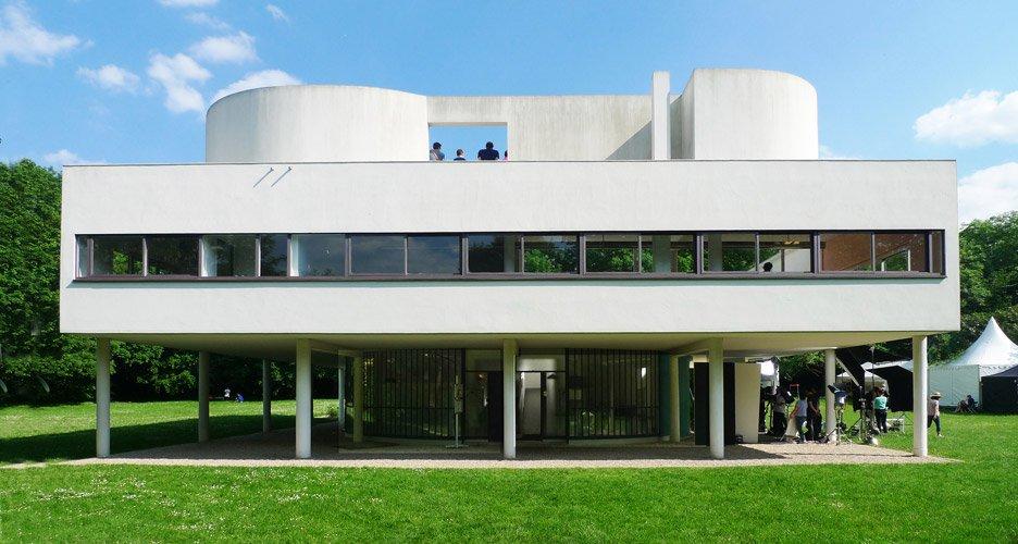 cinco-puntos-de-arquitectura-moderna-de-le-corbusier-vila-savoye-fachada