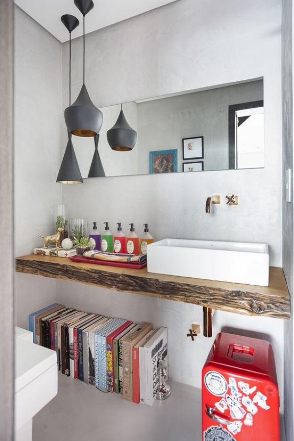 iluminacao-ideal-para-banheiro-pendente-preto