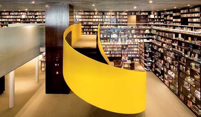 isay-weinfeld-livraria-da-vila-escada