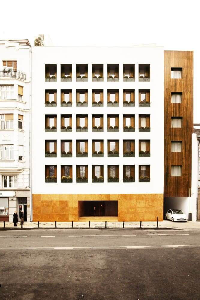 Isay Weinfeld: Square Nine Hotel