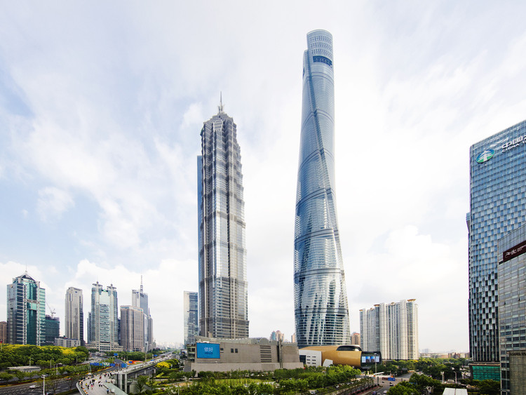 melhores-escritorios-de-arquitetura-gensler-shanghai-tower
